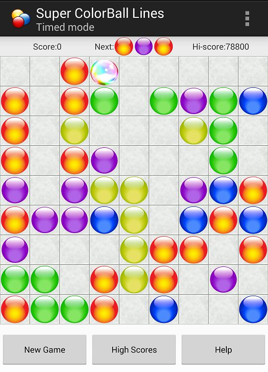 Super ColorBall Lines 1.0 full